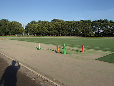 庄内公園陸上競技場